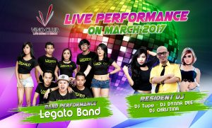promo band & dj march 2017